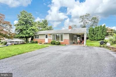 465 Pleasantview Road, New Cumberland, PA 17070 - #: 1007427812