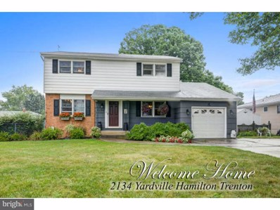 2134 Yardville Hamilton Sq Road, Hamilton Twp, NJ 08690 - #: 1007472316