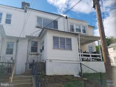 7024 Atlantic Avenue, Upper Darby, PA 19082 - #: 1007528764