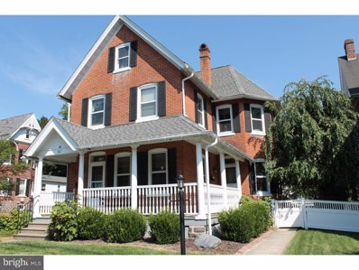 807 Juniper Street, Quakertown, PA 18951 - #: 1007542156