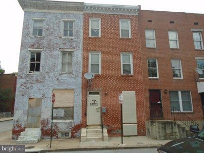 1237 Division Street, Baltimore, MD 21217 - #: 1008340228