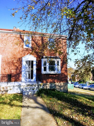 801 Wedgewood Road, Baltimore, MD 21229 - #: 1008348592