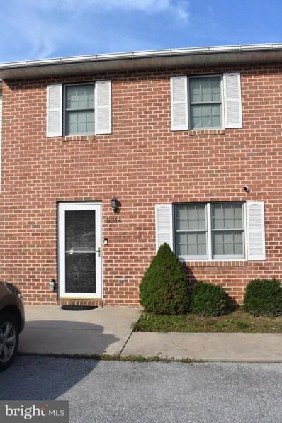 2314 McCleary Drive, Chambersburg, PA 17201 - #: 1008352994