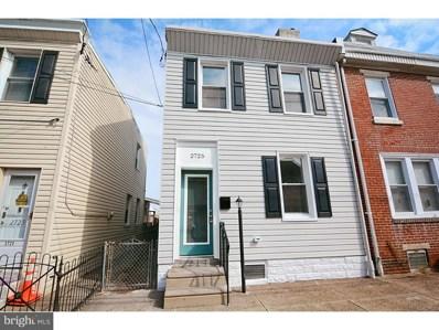 2725 Kirkbride Street, Philadelphia, PA 19137 - #: 1008355976