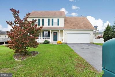 1331 Nighthawk Lane, Chambersburg, PA 17202 - #: 1008361696