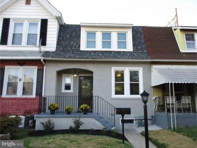 9 Chestnut Street, Marcus Hook, PA 19061 - #: 1009909786
