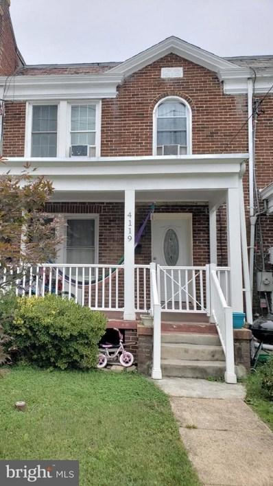 4119 4TH Street NW, Washington, DC 20011 - #: 1009911012