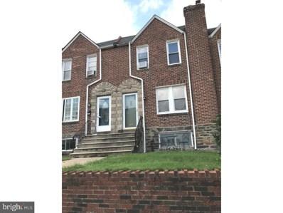 5943 Jannette Street, Philadelphia, PA 19128 - #: 1009912712