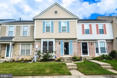 235 Kirby\'s Landing Court, Odenton, MD 21113 - #: 1009919874