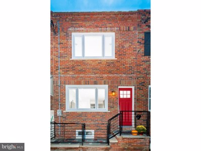 729 Tasker Street, Philadelphia, PA 19148 - #: 1009921278