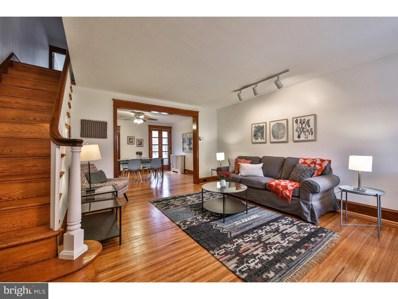 3341 Tilden Street, Philadelphia, PA 19129 - #: 1009925802