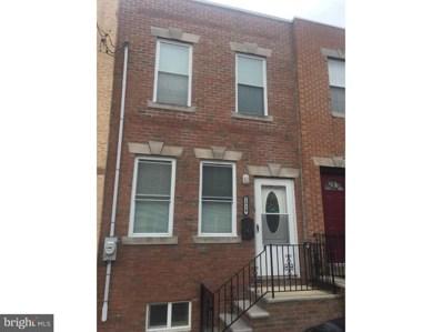 2018 Manton Street, Philadelphia, PA 19146 - #: 1009928998