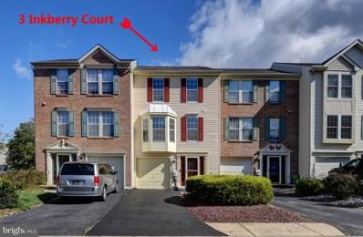 3 Inkberry Court, Newark, DE 19702 - #: 1009929294