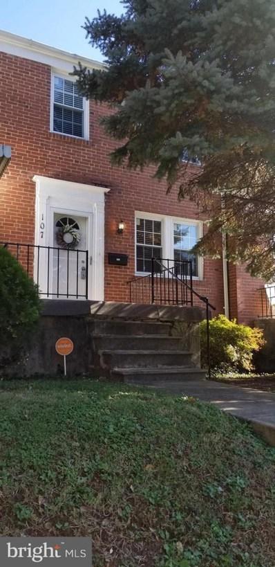 107 Nunnery Lane, Baltimore, MD 21228 - #: 1009934890