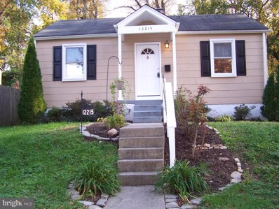 12215 Judson Road, Silver Spring, MD 20902 - #: 1009942398
