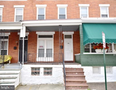2215 Clifton Avenue, Baltimore, MD 21216 - #: 1009958374