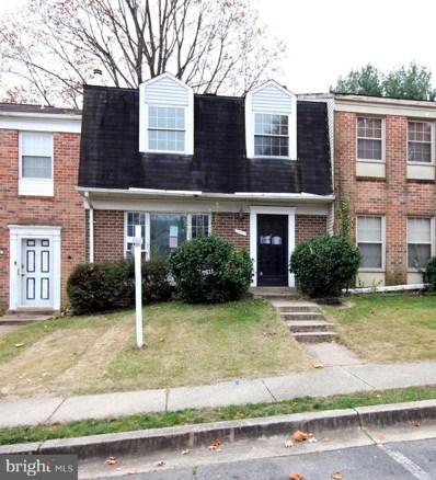 7611 Ingrid Place, Landover, MD 20785 - #: 1009964328