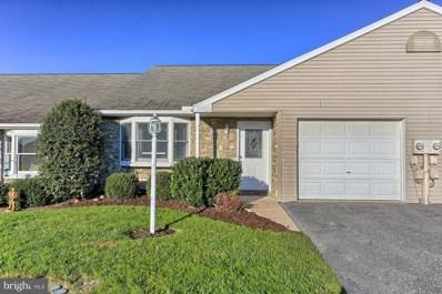 2486 Pin Oak Drive, York, PA 17406 - #: 1009991412