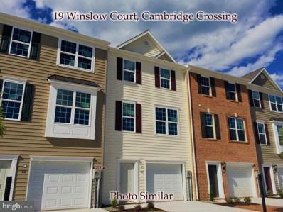 19 Winslow Court UNIT 87, Gettysburg, PA 17325 - #: 1010000372