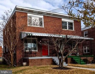 718 Crittenden Street NE, Washington, DC 20017 - #: DCDC260488