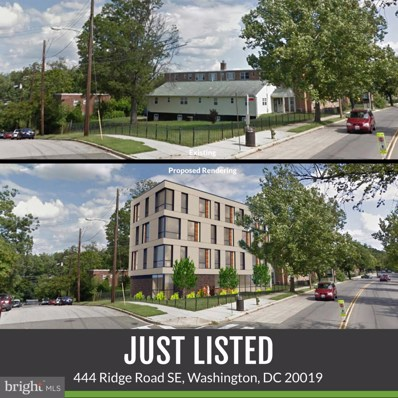 444 Ridge Road SE, Washington, DC 20019 - #: DCDC402112