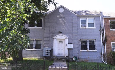 1233 Raum Street NE UNIT 3, Washington, DC 20002 - #: DCDC436806