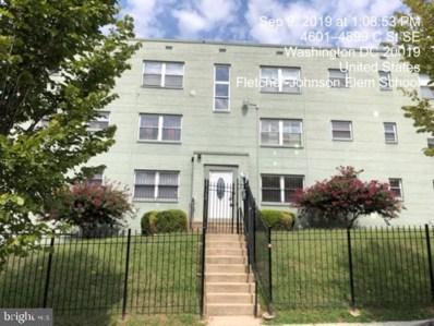 4800 C Street SE UNIT 104, Washington, DC 20019 - #: DCDC442298