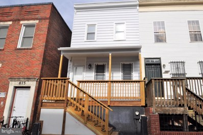 613 Newton Place NW, Washington, DC 20010 - #: DCDC456324