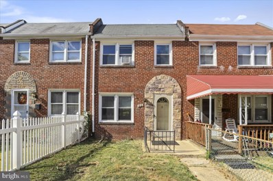 217 Grove Park Road, Baltimore, MD 21225 - #: MDAA416744