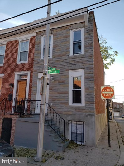 638 Wyeth Street, Baltimore, MD 21230 - #: MDBA100366
