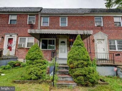 1124 Cooks Lane, Baltimore, MD 21229 - #: MDBA100523