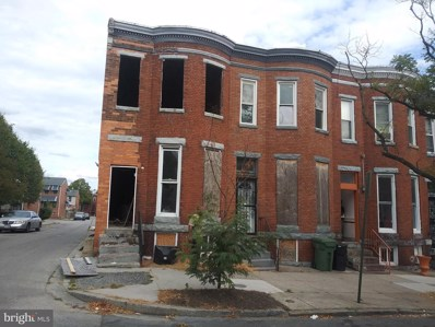 2451 Woodbrook Avenue, Baltimore, MD 21217 - #: MDBA288442
