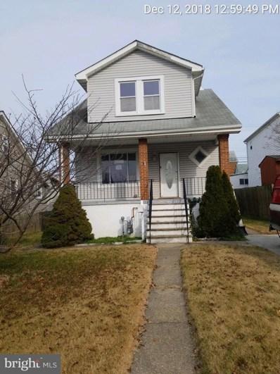 1327 Bethlehem Avenue, Baltimore, MD 21222 - #: MDBA303072