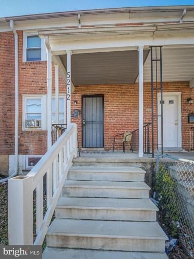 5212 Craig Avenue, Baltimore, MD 21212 - #: MDBA304676