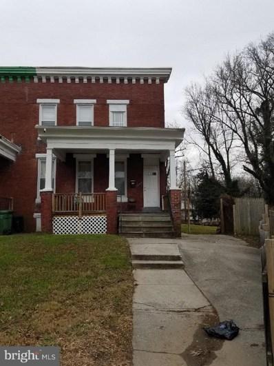 3807 Clifton Avenue, Baltimore, MD 21216 - #: MDBA304830