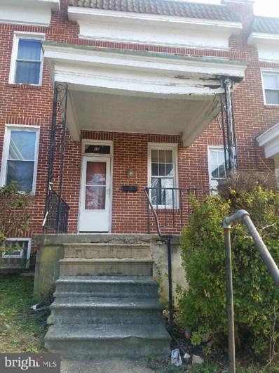 15 N Wickham Road, Baltimore, MD 21229 - #: MDBA305244