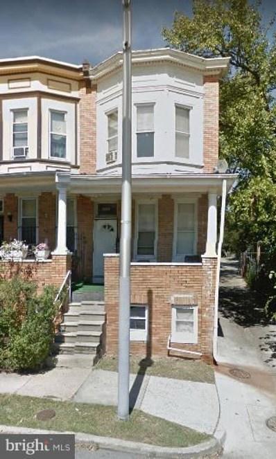 2200 Clifton Avenue, Baltimore, MD 21216 - #: MDBA349152