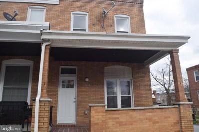 3044 Chesterfield Avenue, Baltimore, MD 21213 - #: MDBA379908