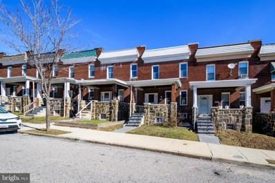 3118 Kentucky Avenue, Baltimore, MD 21213 - #: MDBA437220