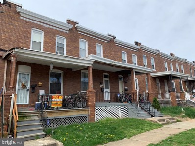 3037 Kenyon Avenue, Baltimore, MD 21213 - #: MDBA437922