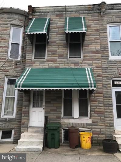 1247 James Street, Baltimore, MD 21223 - #: MDBA461560