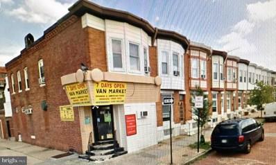 101 S Potomac Street, Baltimore, MD 21224 - #: MDBA467002