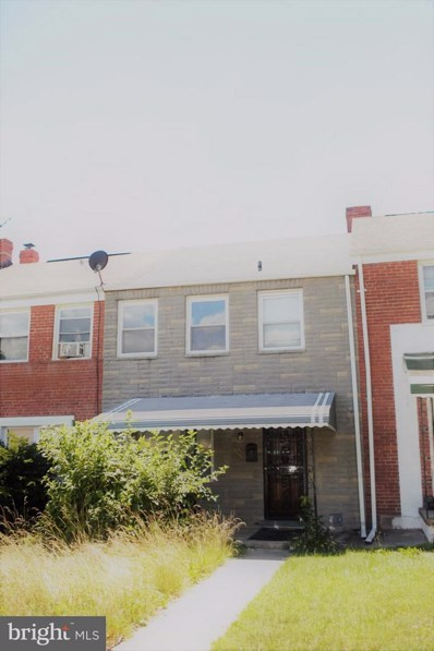 5628 Clearspring Road, Baltimore, MD 21212 - #: MDBA474434