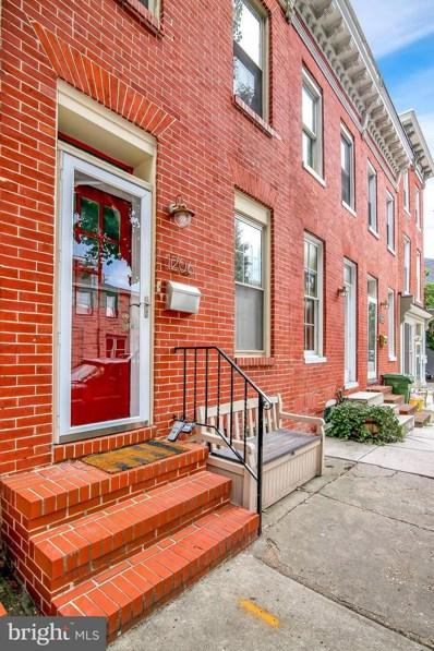 1206 Battery Avenue, Baltimore, MD 21230 - #: MDBA478068