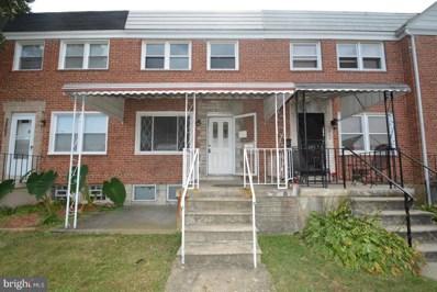 3805 Ravenwood Avenue, Baltimore, MD 21213 - #: MDBA487748