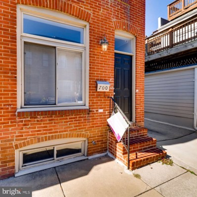 700 S Bouldin Street, Baltimore, MD 21224 - #: MDBA489338