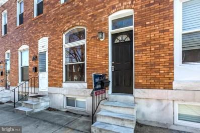 341 S Macon Street, Baltimore, MD 21224 - #: MDBA497752