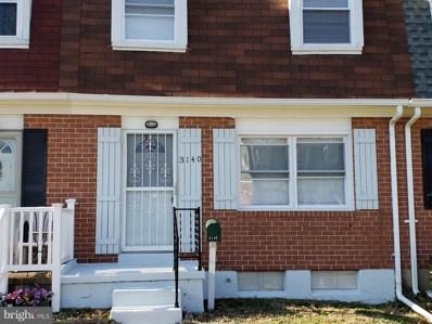 3140 Ryerson Circle, Baltimore, MD 21227 - #: MDBC201464
