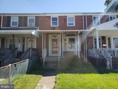 1909 Armco Way, Baltimore, MD 21222 - #: MDBC214550