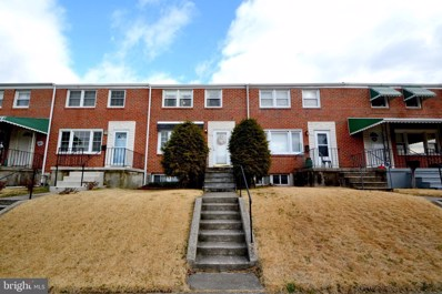 1118 Gloria Avenue, Baltimore, MD 21227 - #: MDBC431524
